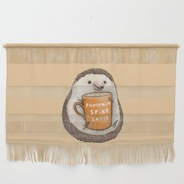 Pumpkin Spike Latte Wall Hanging
