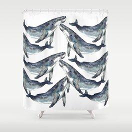 Pod Shower Curtain