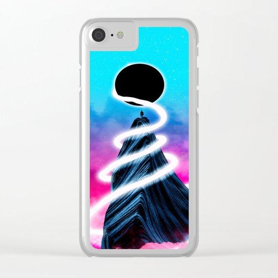 So Far Clear iPhone Case