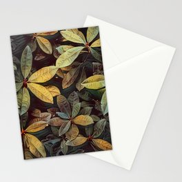 Inspired Foliage Stationery Cards