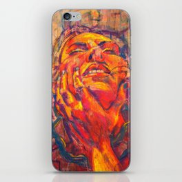 Self-Inflicted iPhone Skin