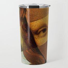 Mona Lisa Travel Mug