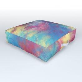 Abstract 2 Outdoor Floor Cushion