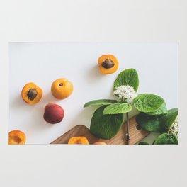 fruits and flowers #society6 #decor #buyart Rug