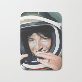 Sally Ride Bath Mat