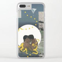 Take a Bite Clear iPhone Case