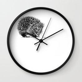 #inktober2016:little Wall Clock
