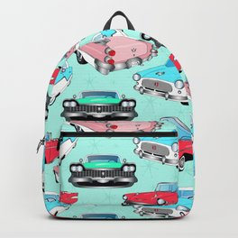 Retro Fins + Fenders in Mod Mint Backpack