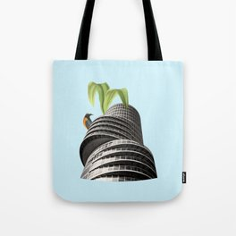 fundamental loneliness Tote Bag