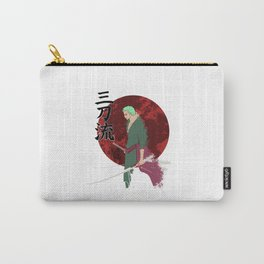 Pirate Hunter Zoro Carry-All Pouch
