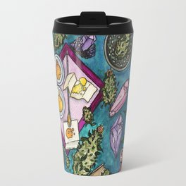 Cannabis Altar II Travel Mug