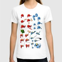 robots T-shirts featuring Robots by Artysmedia