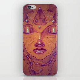 Daw iPhone Skin