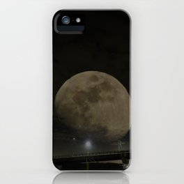 Goddess of the Night Sky iPhone Case