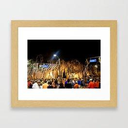 Toomer's Framed Art Print