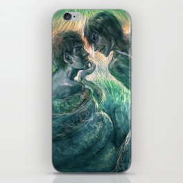 Consort of the Serpent King iPhone Skin