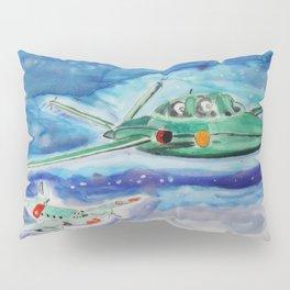 Three group flights Pillow Sham