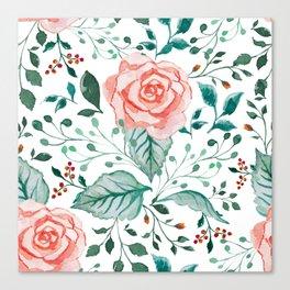 Rosé Canvas Print