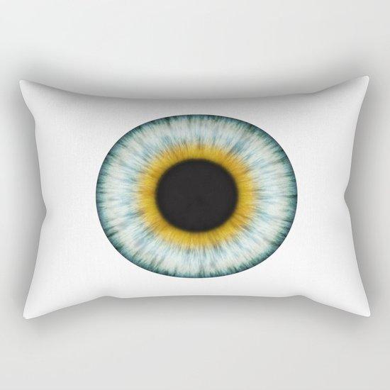Eye Rectangular Pillow