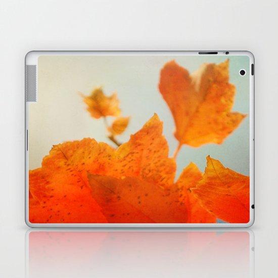 Tangerine Dream Laptop & iPad Skin