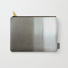 Industrial Brushed Stainless Carry-All Pouch
