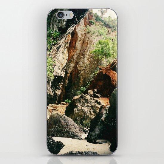Railay Beach TH - Trail I iPhone & iPod Skin