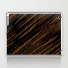 Brown Tiger Camo Laptop & iPad Skin