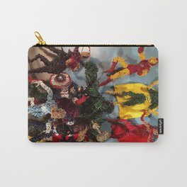 Sculptures Assemble! Carry-All Pouch