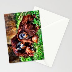 Just relaxin Stationery Cards