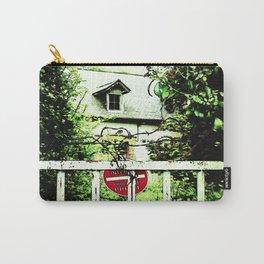 Wild Garden II Carry-All Pouch