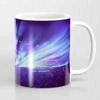 concert Mugs featuring Concert Lights by Tyler Shaffer