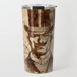 Extraordinary Gentleman Travel Mug