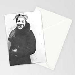 Zora Neale Hurston - Society6 Black Greatness Art - BLM - 01-06-2021 - 5443 Stationery Cards