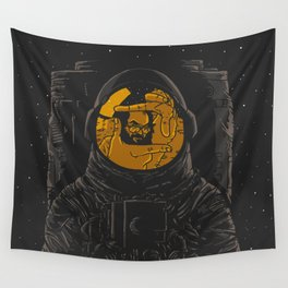 Dark side of the moon Wall Tapestry