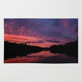 South Carolina Sunset Rug