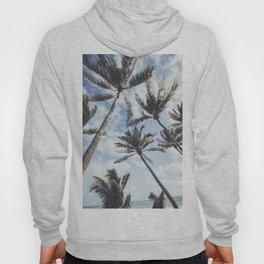 Autumn Palm Trees Hoody