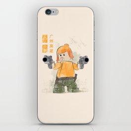 The Hero of Canton  (Lego Firefly) iPhone Skin