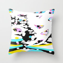 Newuance Throw Pillow