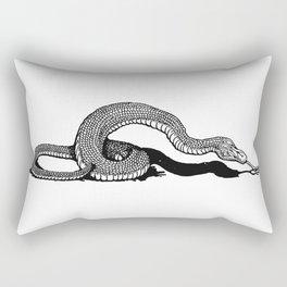 Snake 2 Rectangular Pillow
