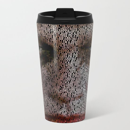 Midnight Toker Metal Travel Mug