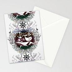 Ocean Galaxy Stationery Cards