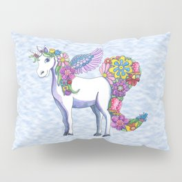 Madeline the Magic Unicorn 2 Pillow Sham