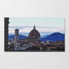 Florence #1 Canvas Print