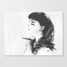 Kacie Marie Canvas Print