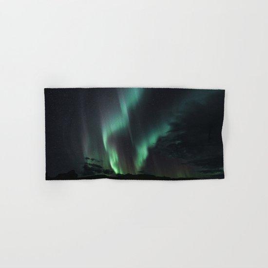 Aurora Borealis Hand & Bath Towel