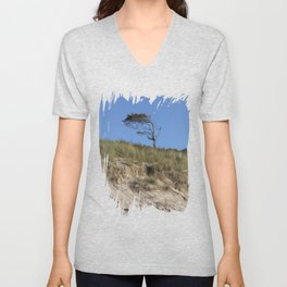 At The Baltic Sea Unisex V-Neck