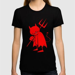 minima - sad devil T-shirt