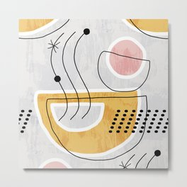 Abstract - Sweet Morning Metal Print