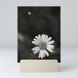 Daisy in Tintype Mini Art Print