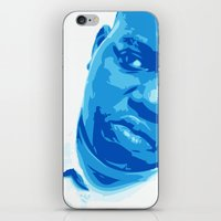 notorious iPhone & iPod Skins featuring Notorious by 100mill